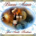 Bonne annee 2010 a tous!!!