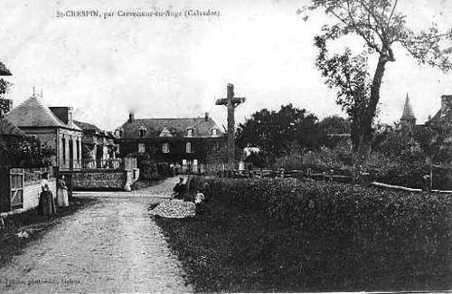 Saint-Crespin