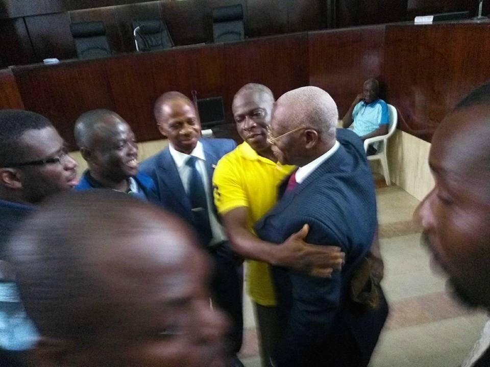 Justice des vainqueurs/ Affaire, Koua Justin, Danoh Djédjé, Dahi Nestor, l'audience renvoyée à vendredi prochain.