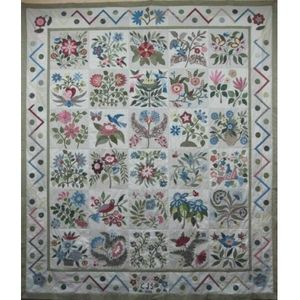 caswell quilt thread bear