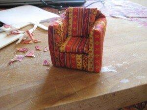 construire un fauteuil miniature la maison de bois. Black Bedroom Furniture Sets. Home Design Ideas