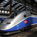Des nouvelles du TGV  Rouen 
