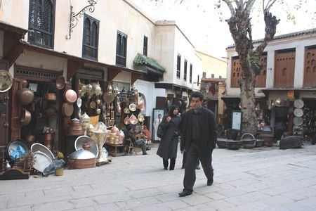 place SEFFARINE Fes Maroc