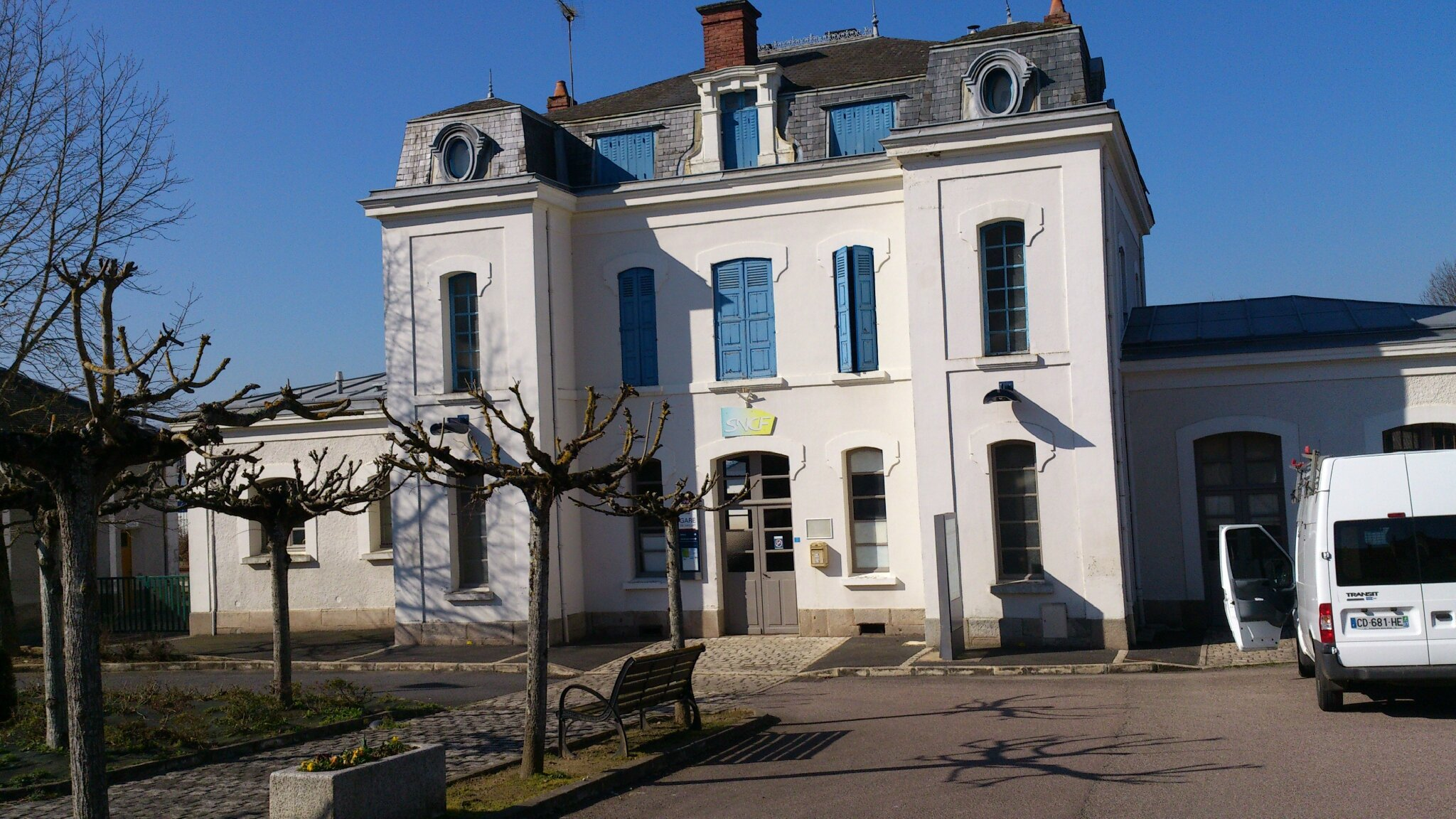 Saillat-Chassenon (Haute-Vienne)