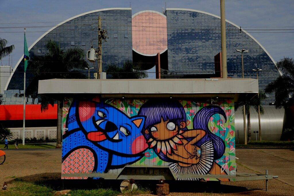 Brasilia, dans les villes de grande solitude ?