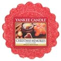 Christmas memories, yankee candle