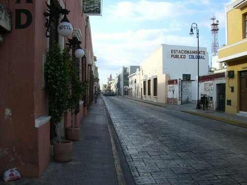 Merida - Street