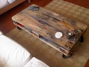 Palette-table-basse