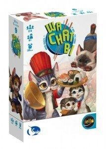 Boutique jeux de société - Pontivy - morbihan - ludis factory - Wa Chat Bi