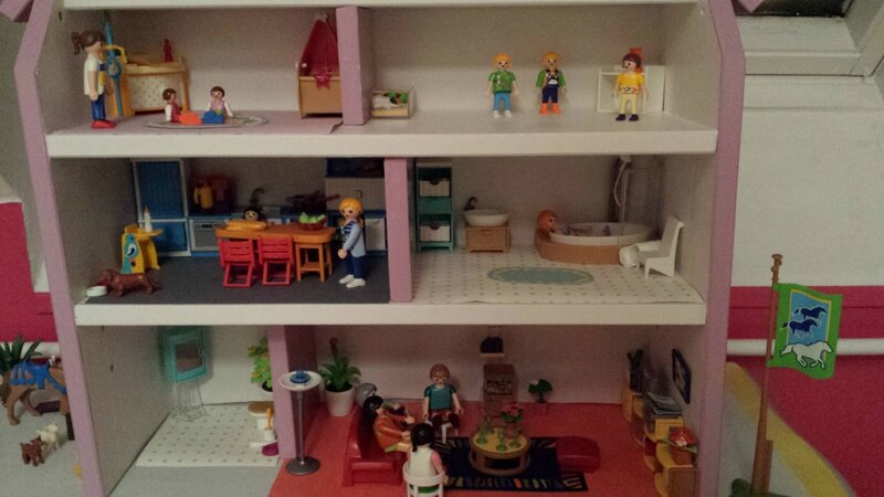 maison playmobil mam goz d co. Black Bedroom Furniture Sets. Home Design Ideas