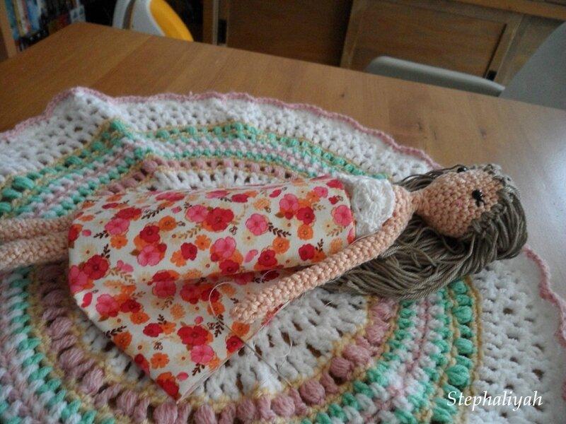 Suite poupée crochet - 3