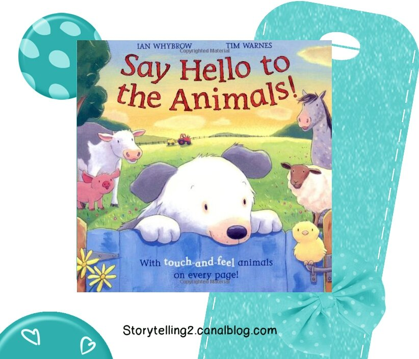 Say hello to the animals, séquence Hello / Goodbye, cycle 2