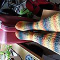 Karatsu socks