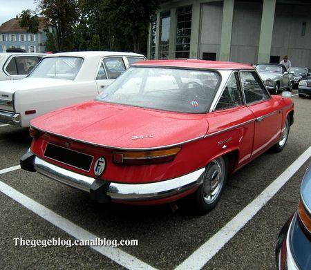 Panhard 24CT coupé de 1965 (14181ex)(1963-1967) (Tako Folies Cernay 2011) 02