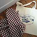 Personnaliser son tote bag [couture]