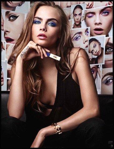 yves saint laurent mascara couture vinyl 1