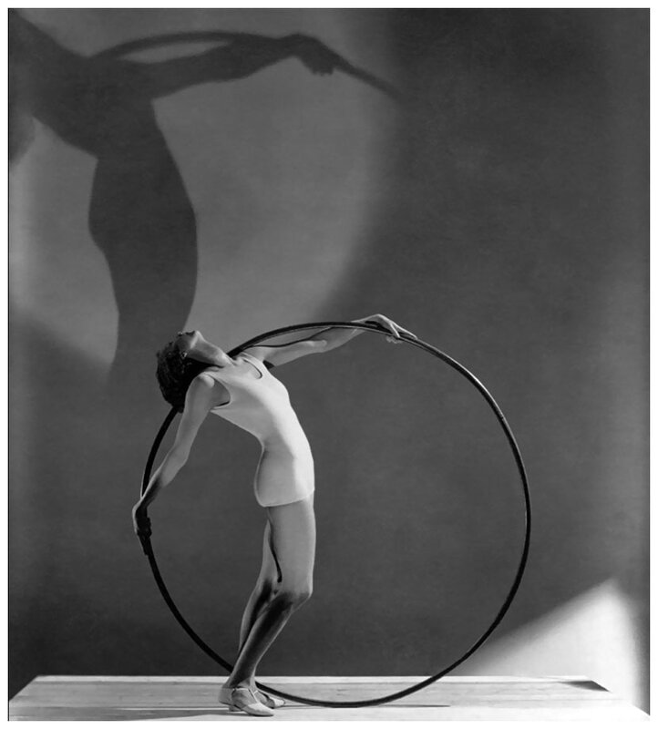 george hoyningen huene fashion-editorial-from-vogue-1930