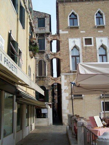 San Marco-ruelle
