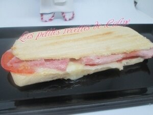 panini au jambon, tomate & fromage à raclette17