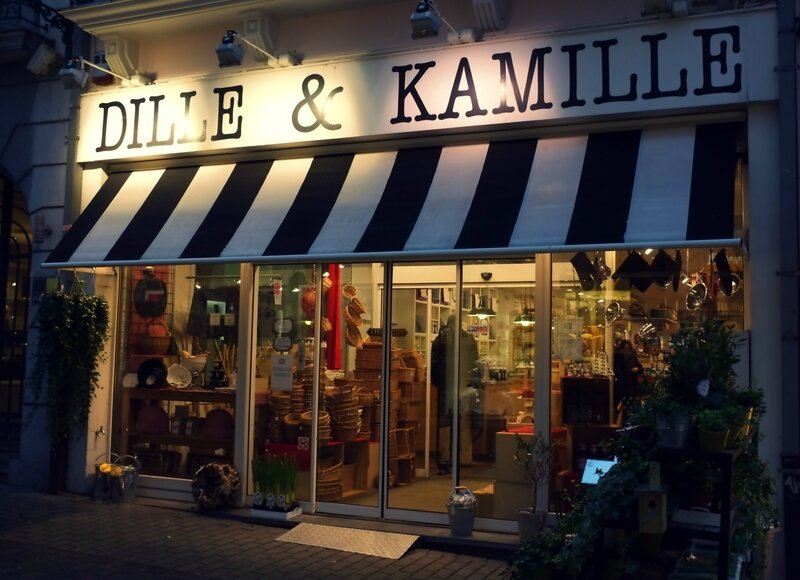 dille &kamille