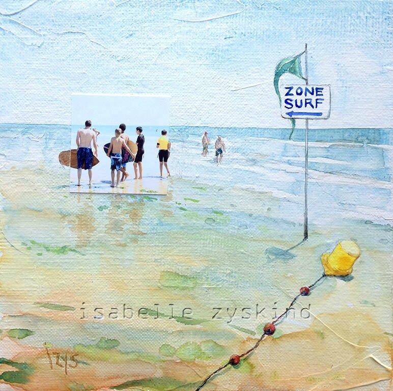 Zone surf w20x20