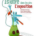 Isidore dans les airs : l'Exposition