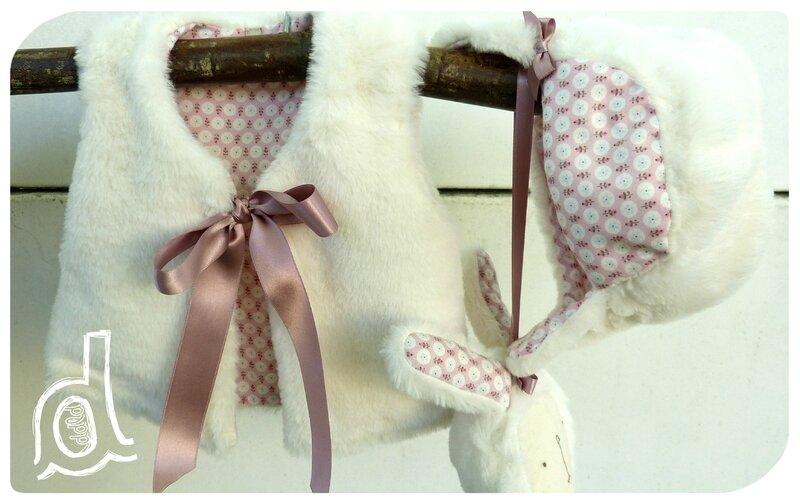 tenue du lapin blanc