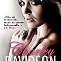Charley davidson #1, première tombe sur la droite - darynda jones