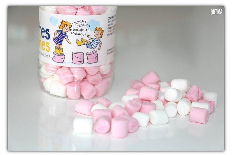 Les Pattes Jaunes bonbons biscuiterie La Trinitaine nouveauté bouteille les recyclomalins bbtma blog maman enfant kids parents 2