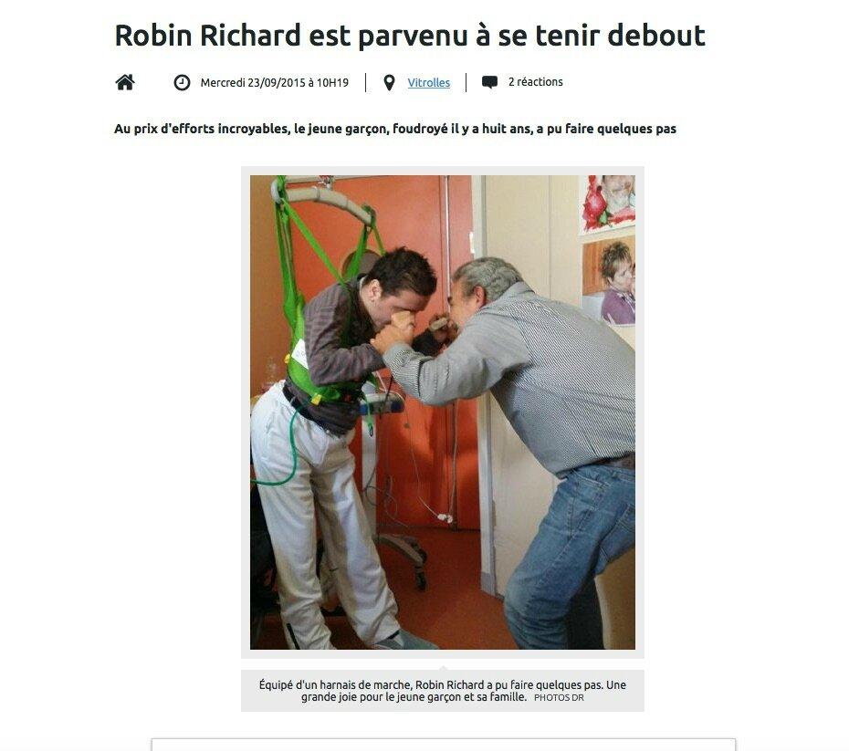 robin richard deux trois