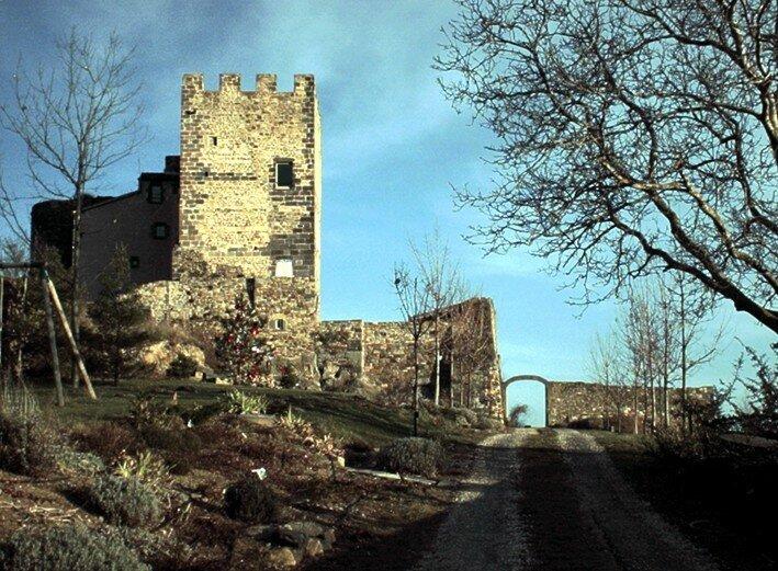 château de Montaigut-le-Blanc