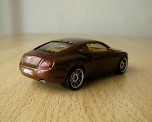 Bentley continental gt -Matchbox- (1