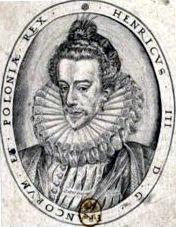 Henri III d'après Jean Rabel