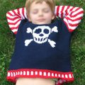 pull pirate doudou