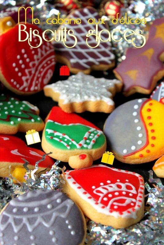 Biscuits glaces moelleux de Noel photo 5