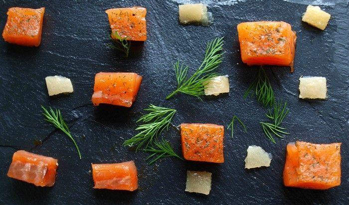 saumon marin l 39 aneth espuma l 39 avocat wasabi a boire et manger. Black Bedroom Furniture Sets. Home Design Ideas