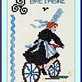 Échange ATC Perso (La Bretagne) Marie de Clessé pour Isaphanie (1)