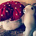 Mushroom en point mousse !