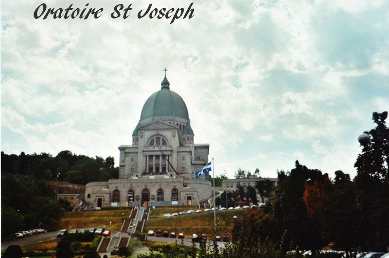 QUEBEC oratoire St Joseph