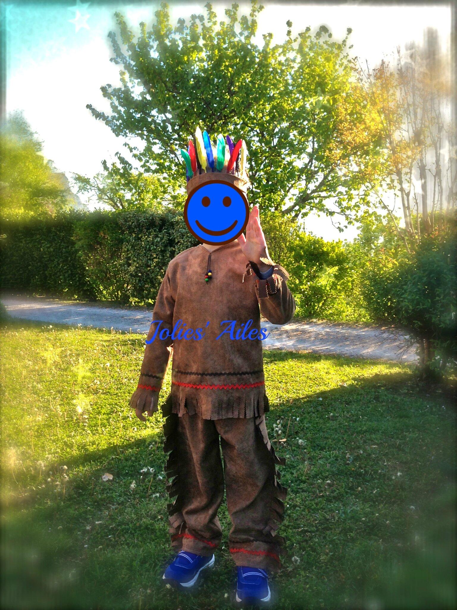 Un petit indien....