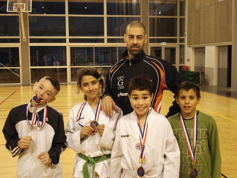 club taekwondo tours