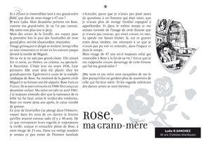 6-ROSE MA GRAND-MÈRE LYDIA