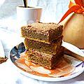 Barre à la courge butternut comme un snickerdoodle, on est foodista ou on l'est pas!