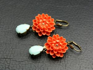 Bo waterlily corail
