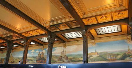 Fresque Gare Lyon Lutetiablog Lutetia Blog