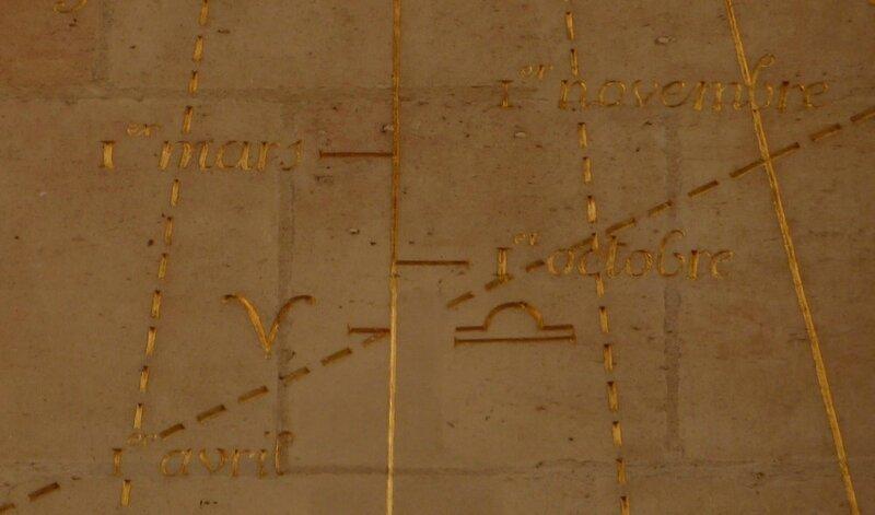 inscription méridienne 2