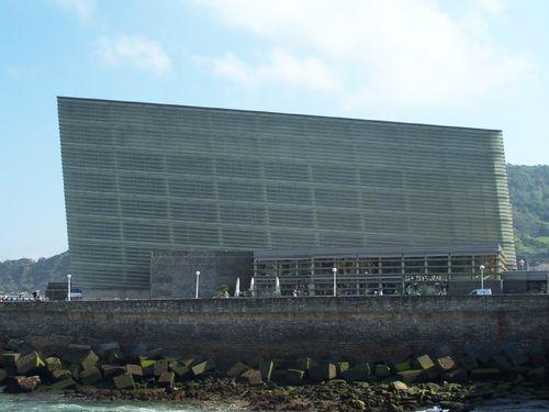 Donostia-Kursaal zoomé