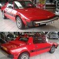 FIAT - X1-9 1500 - 1989