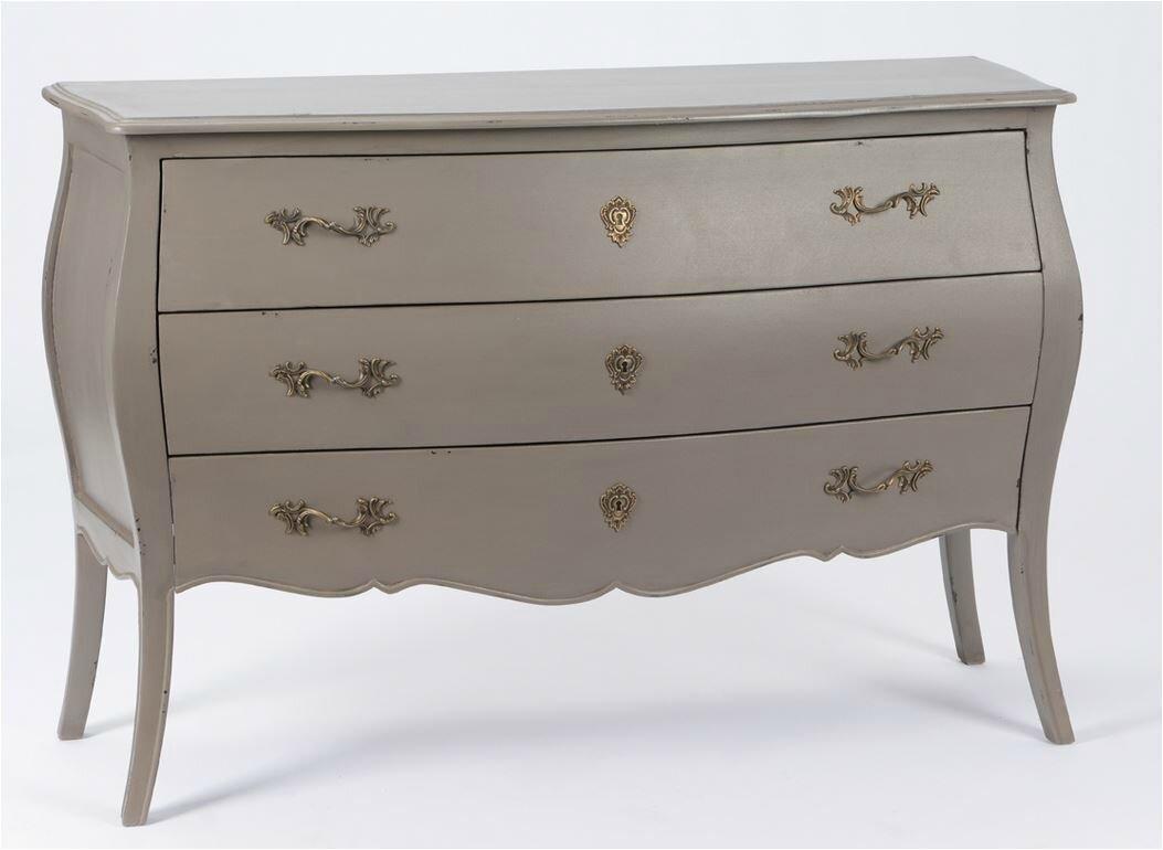 Grande commode meubles et d coration amadeus au grenier de juliette - Commode couleur taupe ...