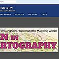 Oshermaps : women in cartography